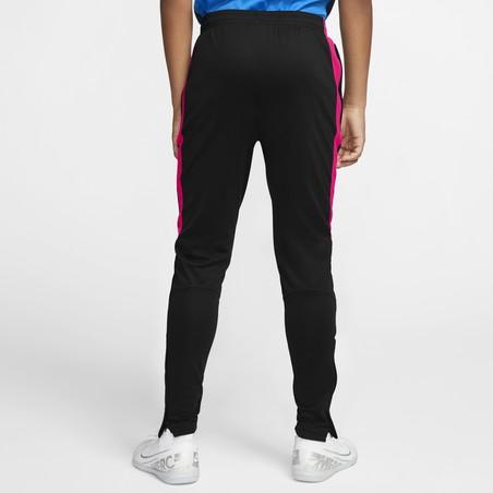 Pantalon survêtement junior Nike Academy noir rose