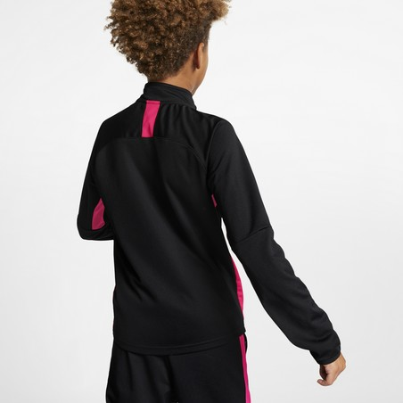 Ensemble survêtement junior Nike Academy noir rose