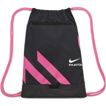 Sac Gym Nike Phantom GT noir rose