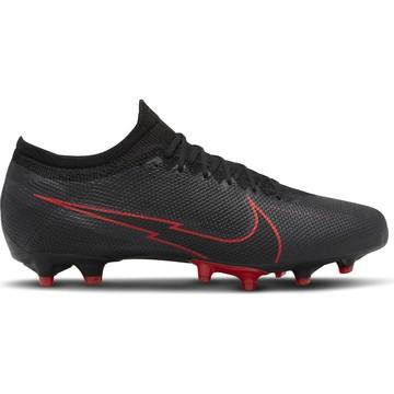 Nike Mercurial Vapor XIII Pro AG noir rouge