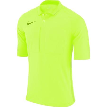 Maillot arbitre Nike jaune