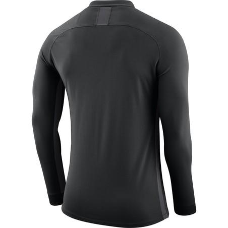 Maillot manches longues arbitre Nike noir