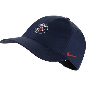 Casquette junior PSG Heritage86 bleu 2020/21