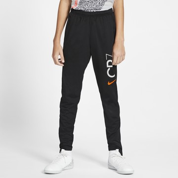 Pantalon survêtement junior CR7 noir