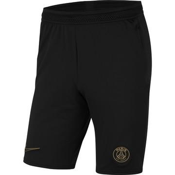 Short entraînement PSG 50ème anniversaire noir or 2020/21