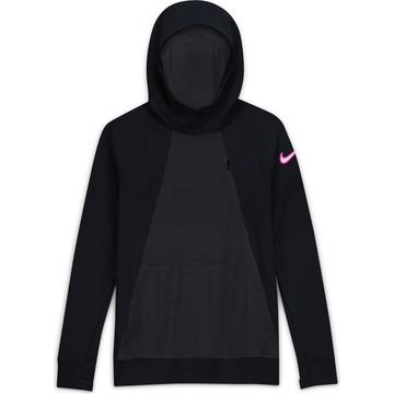 Sweat à capuche junior Nike Academy noir rose