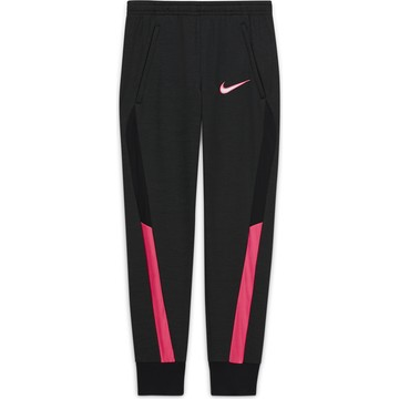 Pantalon survêtement junior Nike Dri-Fit Academy noir rose