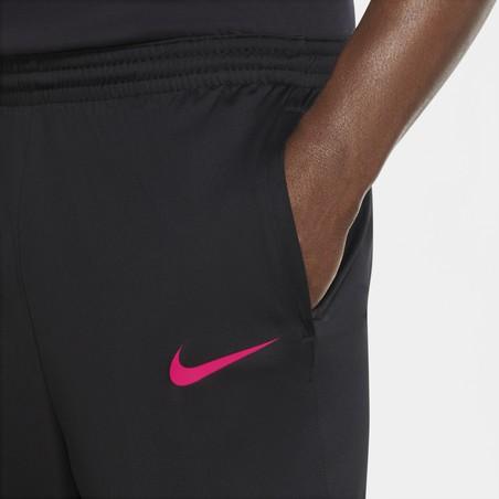 Ensemble survêtement Nike Strike noir rose