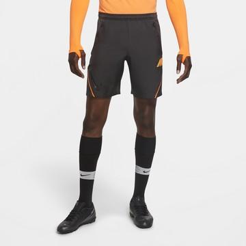 Short entraînement Nike Mercurial noir orange