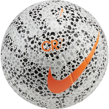 Ballon Nike CR7 blanc orange