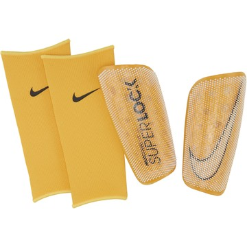 Protège tibias Nike Flylite Superlock jaune