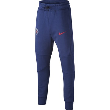 Pantalon survêtement junior PSG Tech Fleece bleu 2020/21