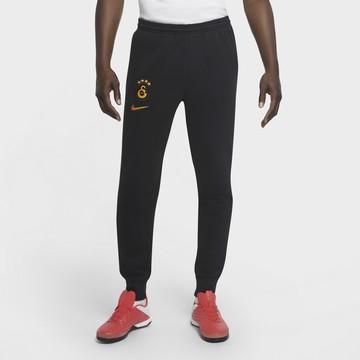 Pantalon survêtement Galatasaray Tech Fleece noir 2020/21