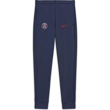 Pantalon survêtement junior PSG GFA Fleece bleu 2020/21
