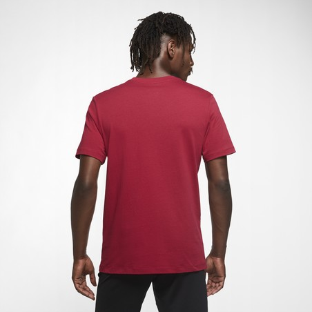 T-shirt FC Barcelone rouge 2020/21
