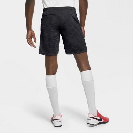 Short entraînement Nike gris rose