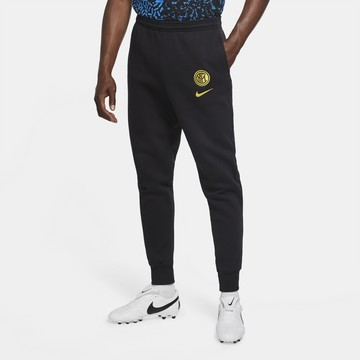 Pantalon survêtement Inter Milan GFA Fleece noir 2020/21