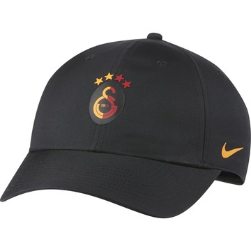 Casquette Galatasaray Heritage 86 noir 2020/21