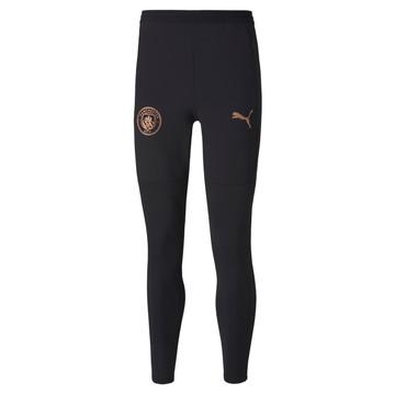 Pantalon survêtement Manchester City gris cuivre 2020/21
