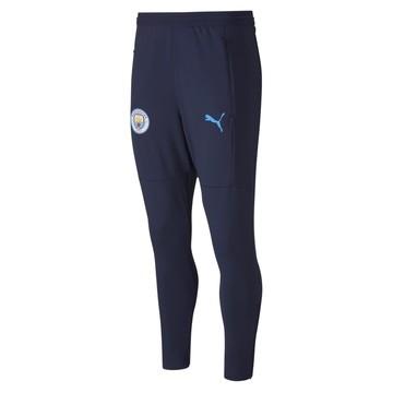 Pantalon survêtement Manchester City bleu 2020/21