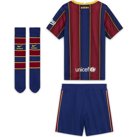 Tenue junior FC Barcelone domicile 2020/21