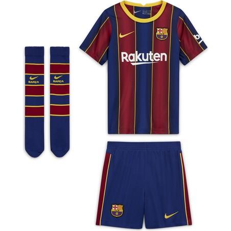 Tenue junior FC Barcelone domicile 2020/21