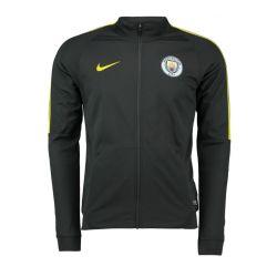 Veste Manchester City noire et grise 2016 - 2017