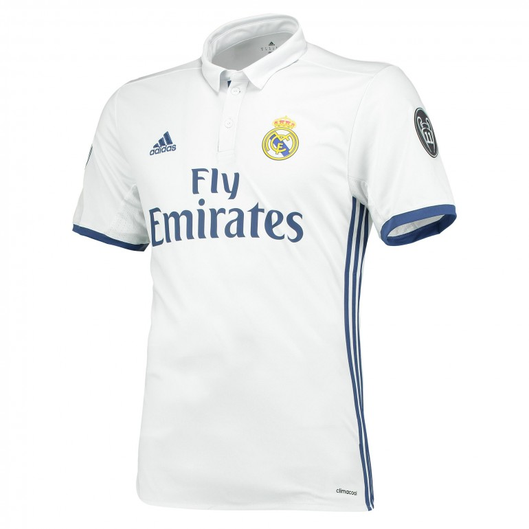 Maillot Real Madrid Ligue des Champions domicile 2016 - 2017
