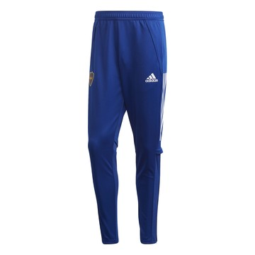 Pantalon survêtement Boca Juniors bleu 2020/21