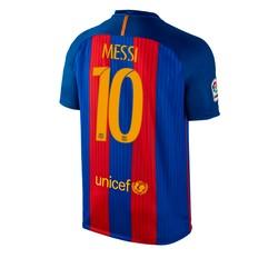 Maillot Messi FC Barcelone domicile 2016 - 2017