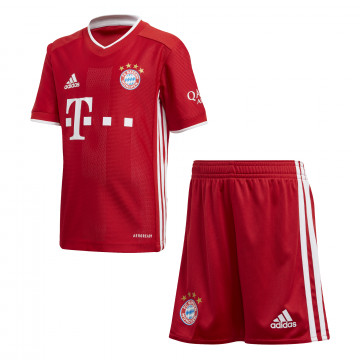 Tenue junior Bayern Munich domicile 2020/21