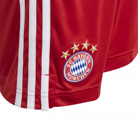 Short junior Bayern Munich domicile 2020/21