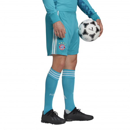 Short gardien Bayern Munich bleu 2020/21