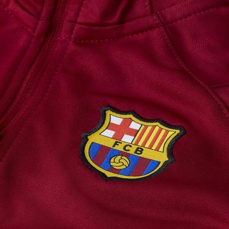 Ensemble survêtement enfant FC Barcelone rouge bleu 2020/21