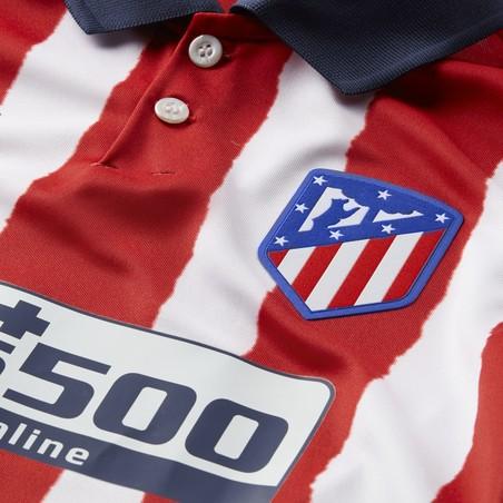 Maillot junior Atlético Madrid domicile 2020/21