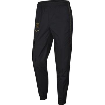 Pantalon survêtement cargo PSG 50ème anniversaire noir or 2020/21