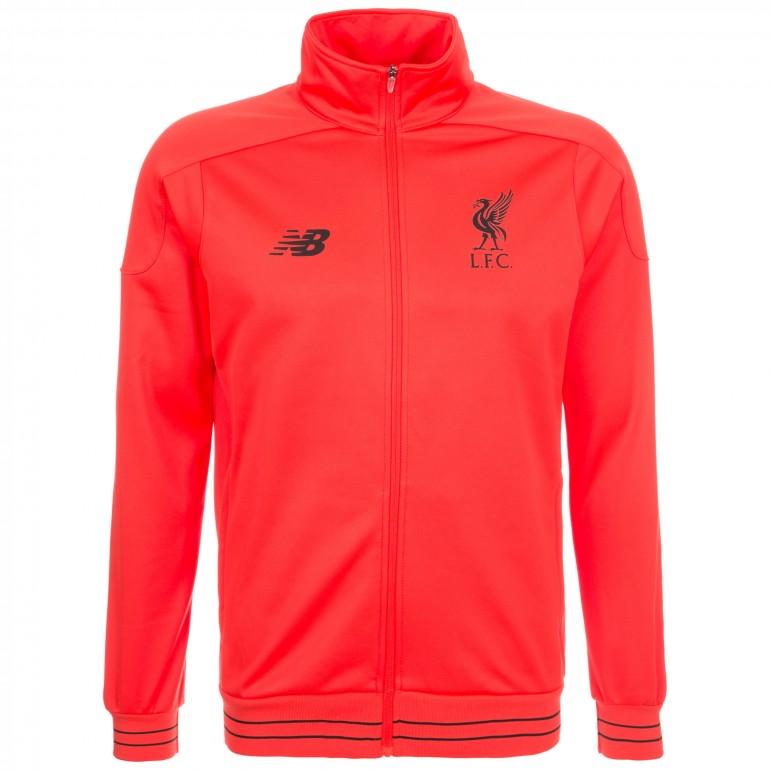 Veste survêtement Liverpool rouge 2016 - 2017
