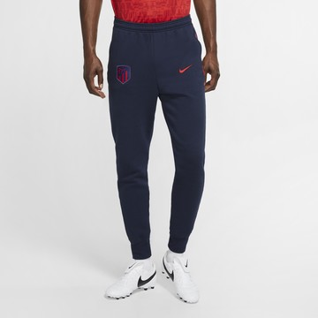 Pantalon survêtement Atlético Madrid GFA Fleece bleu rouge 2020/21
