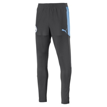 Pantalon survêtement junior Manchester City gris 2019/20