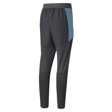 Pantalon survêtement junior Manchester City gris 2019/20