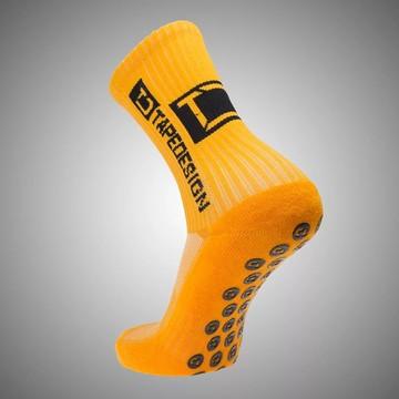 Chaussettes Anti-Grip TapeDesign jaune