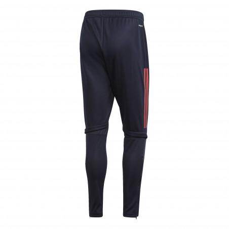 Pantalon survêtement OL bleu foncé 2020/21