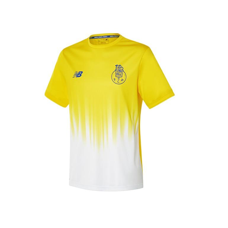 Maillot avant-match FC Porto jaune 2016 - 2017