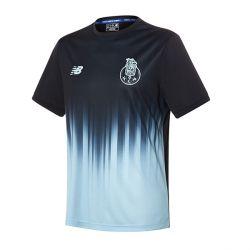 Maillot avant-match FC Porto bleu et noir 2016 - 2017