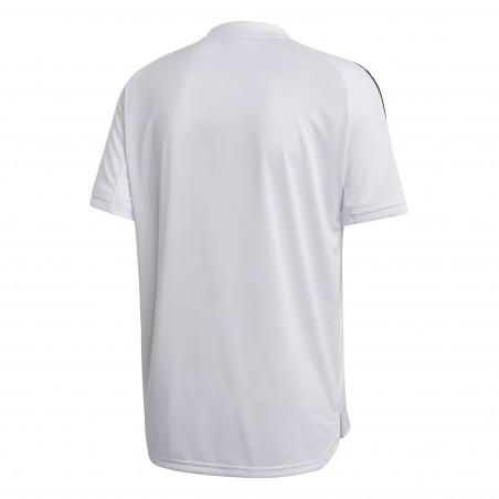 Maillot entraînement adidas blanc