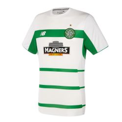 Maillot avant-match Celtic Glasgow blanc 2016 - 2017