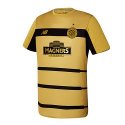 Maillot avant-match Celtic Glasgow or 2016 - 2017