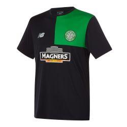 Maillot entraînement Celtic Glasgow noir 2016 - 2017