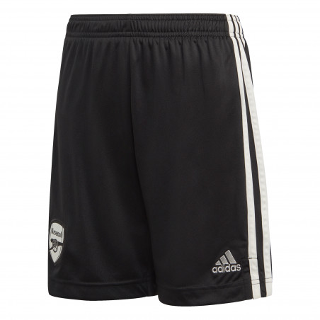 Short gardien junior Arsenal noir 2020/21