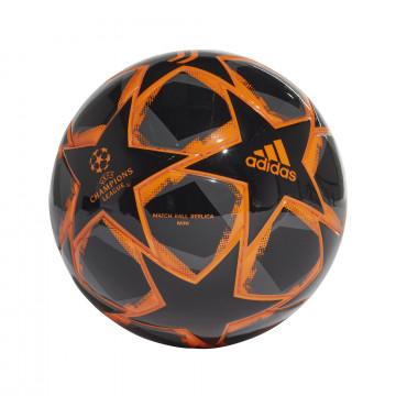 Mini ballon Juventus noir orange 2020/21